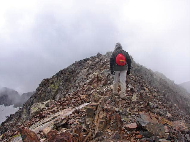 Summit of Veteranos