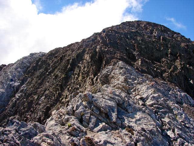 Ridge of Veteranos