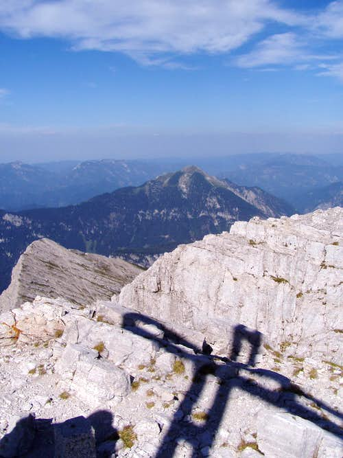 Hochtor-on the summit: 2369 m