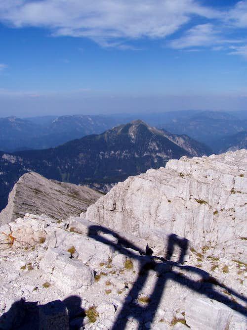 Hochtor-on the summit: 2369 m