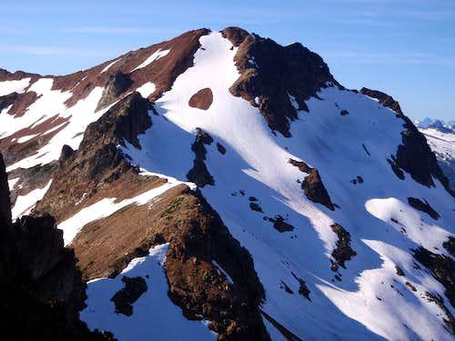 Phelps Ridge High Point