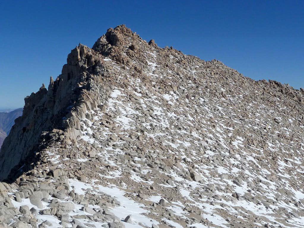 Mount Carillion's West Face