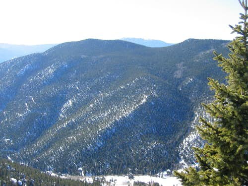 Hicks Mountain