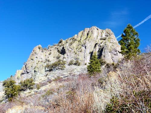 Cone Peak - Carson Range