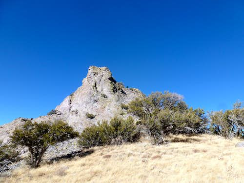 Southeast side of Cone Peak