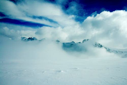 This is why we're here! The beauty of Rila mountains in winter times.