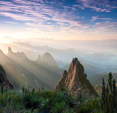 Serra dos Órgãos National Park - RJ - Brazil