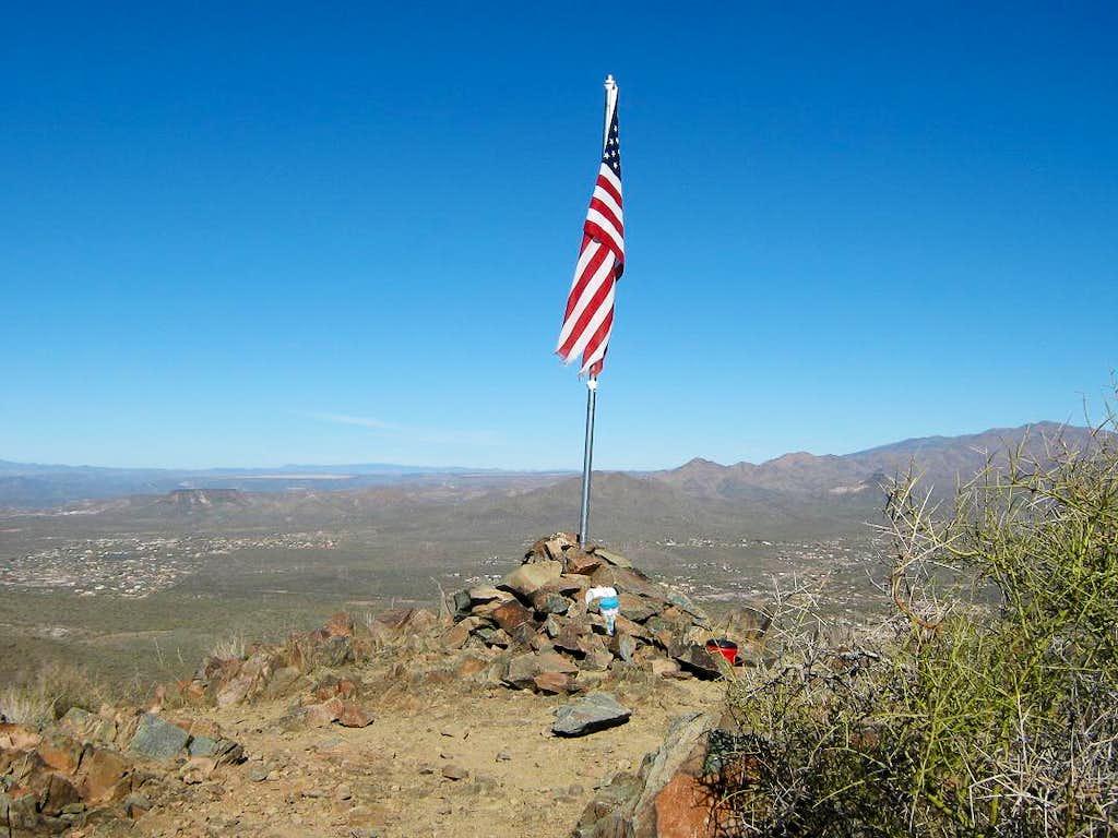 Daisy Mountain AZ