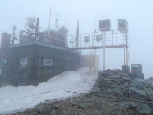 Meteorilogical Station on Musala