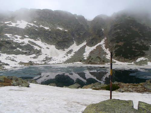 The Ice Lake on Musala