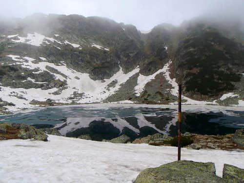 The Ice Lake on Musala