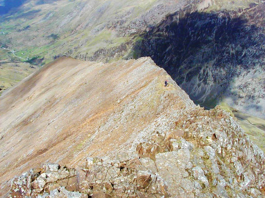 North Ridge - Crib Goch