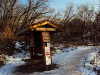 Ogden 36th Street Trailhead