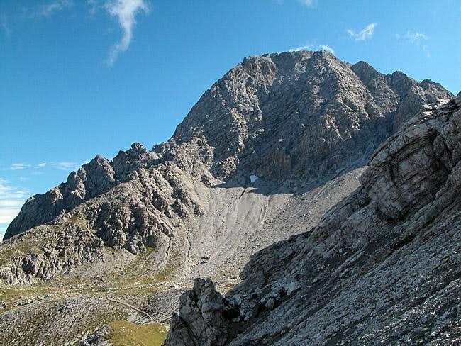 Simonskopf (2686m), Sept 20th...