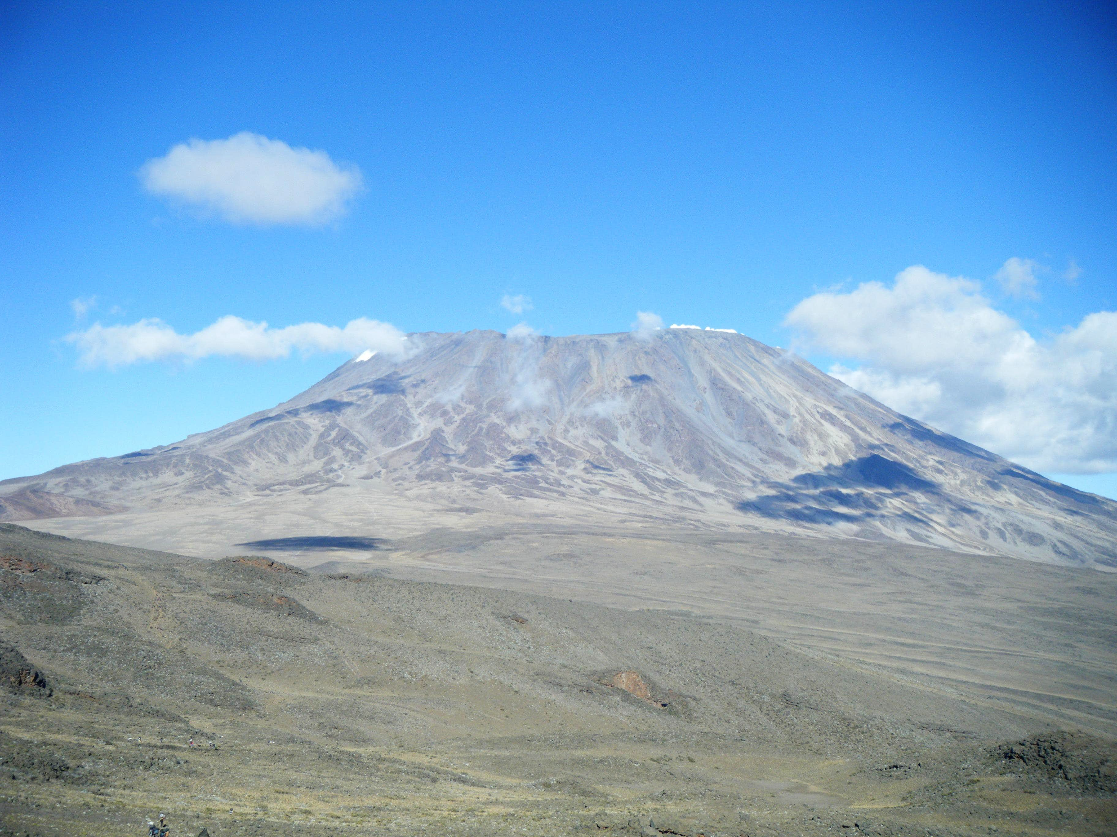 Mount Kilimanjaro via the Rongai Route