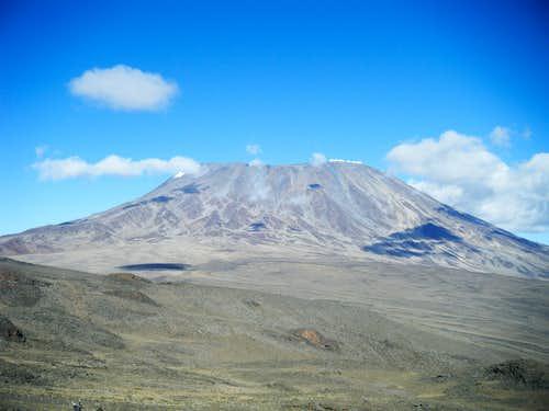 Mount Kilimanjaro via the Rongai Route