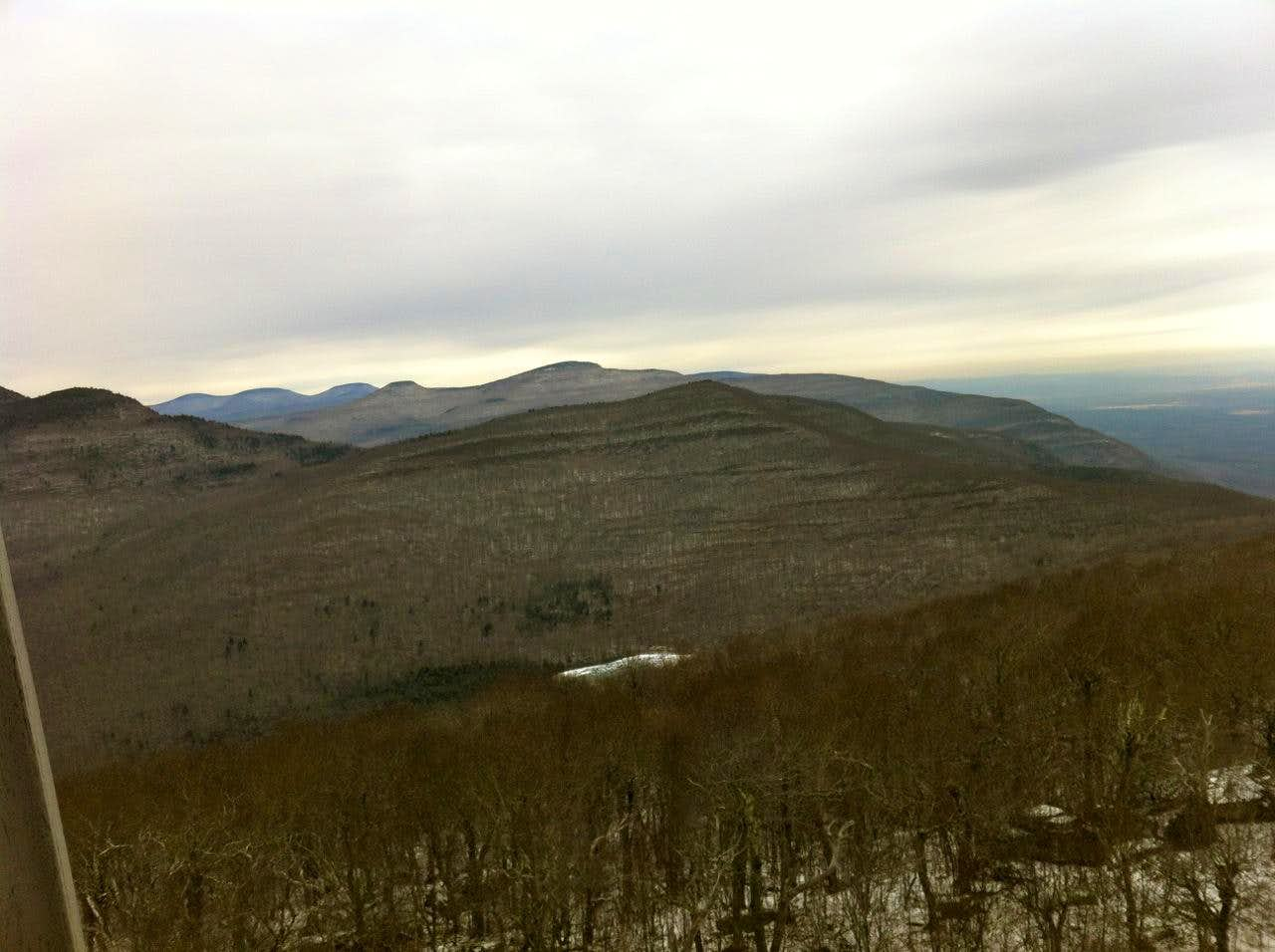 Overlook Mountain - 04 Jan \'12