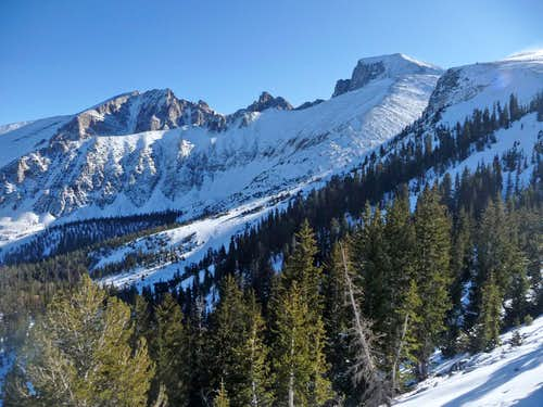 Wheeler Peak and Jeff Davis