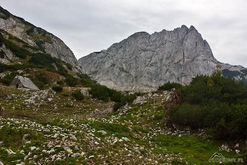Terzin Bogaz above Lokvice