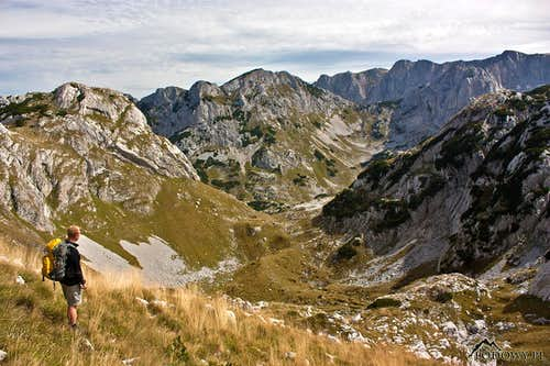 In the arms of Durmitor