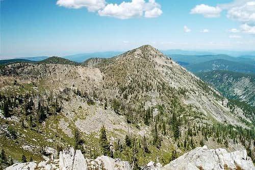 Pyramid Peak (Gospels)