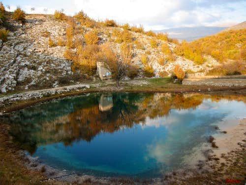 Cetina source