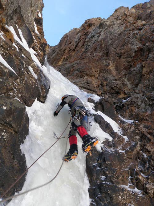Pitch 3 - First Gully