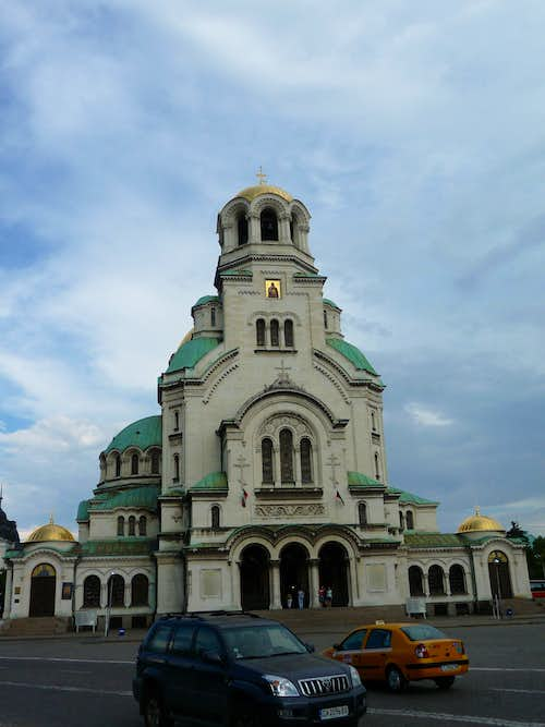 Bulgarian Orthodox Church in Sofia