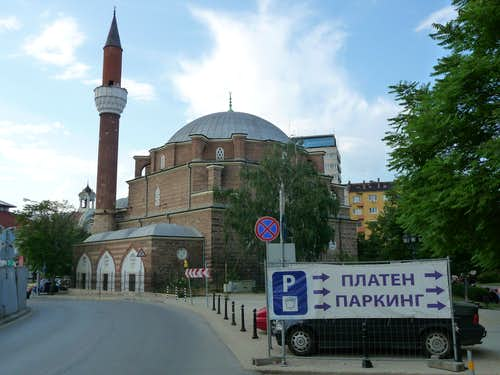 Mosque in Sofia