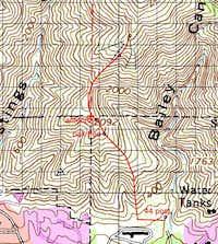 Hastings/Bailey ridge