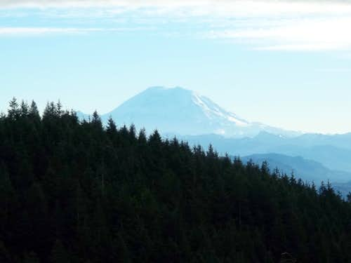 Rainier from East Tiger