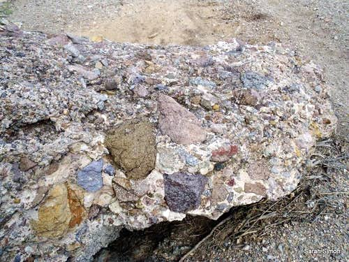 Panther Peak Conglomerate