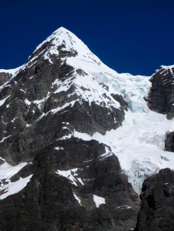 Nevado Mariposa from the NE