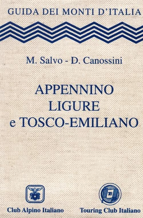 Appennino Tosco Emiliano Guidebook