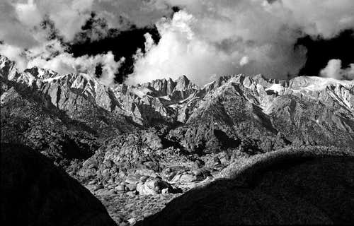 Mt.Whitney - Through the Looking Glass