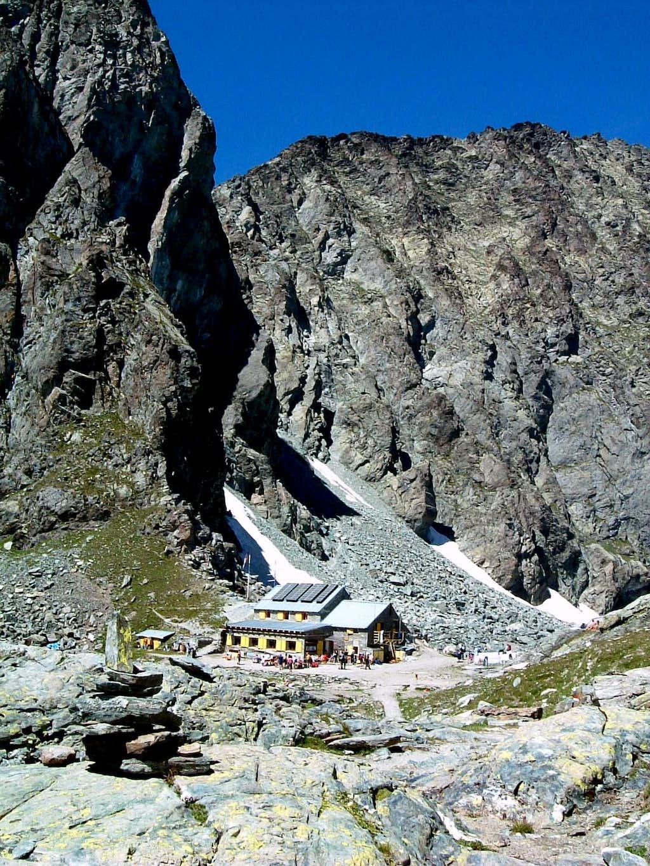 Giacoletti Hut
