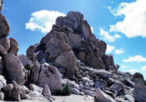 Summit Block (by Pete Yamagata)