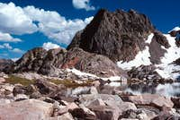 Park Range: 11,000+ Foot Peaks with 300+ feet of Prominence