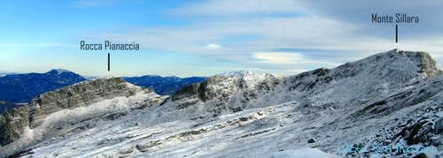 Appennino Parmense Orientale - View from Passo Paitini