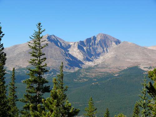 Long' Peak