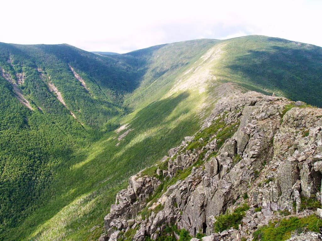 Up the Ridge to Bond