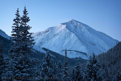 Torreys Peak at Dawn