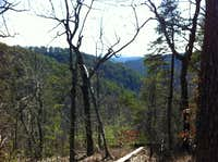Another view along the Trail