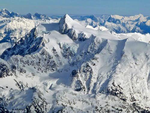 Mount Shuksan's Beautiful West Face