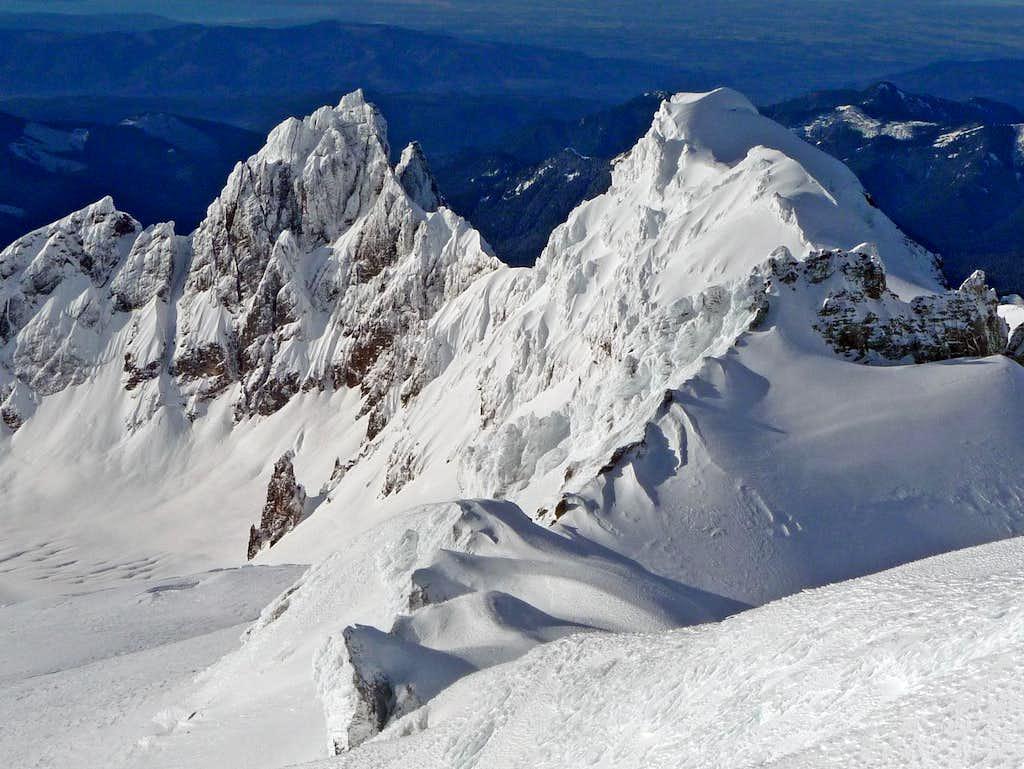 Colfax and Lincoln Peak