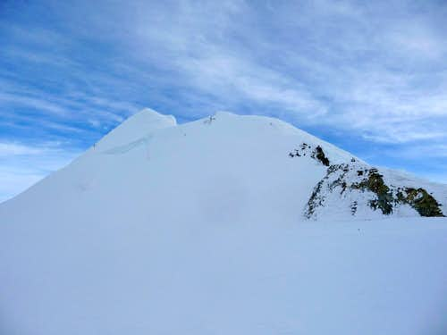 Sherman Peak\'s Ridge