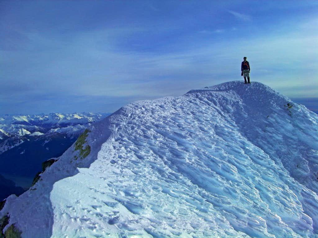Sherman Peak's Summit