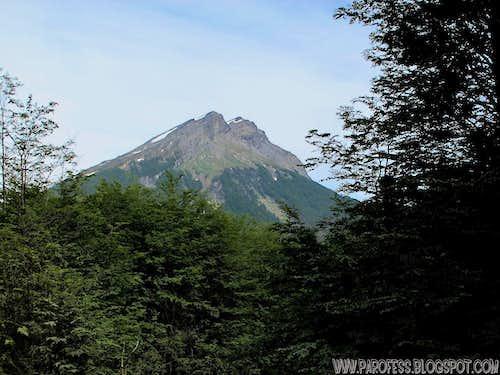 Cerro Guanaco - 973m