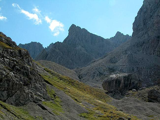 Teplitzer Spitze (2613m),...