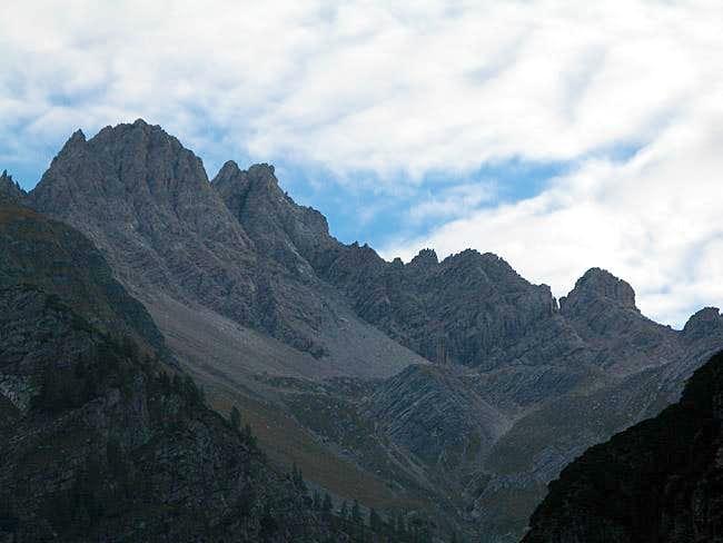 Seekofel (2738m), Wilde...